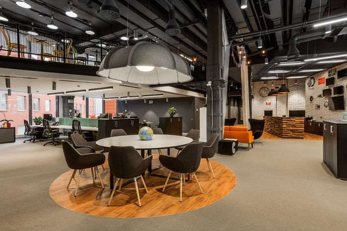 95 Best Images About Open Office Environment On Pinterest