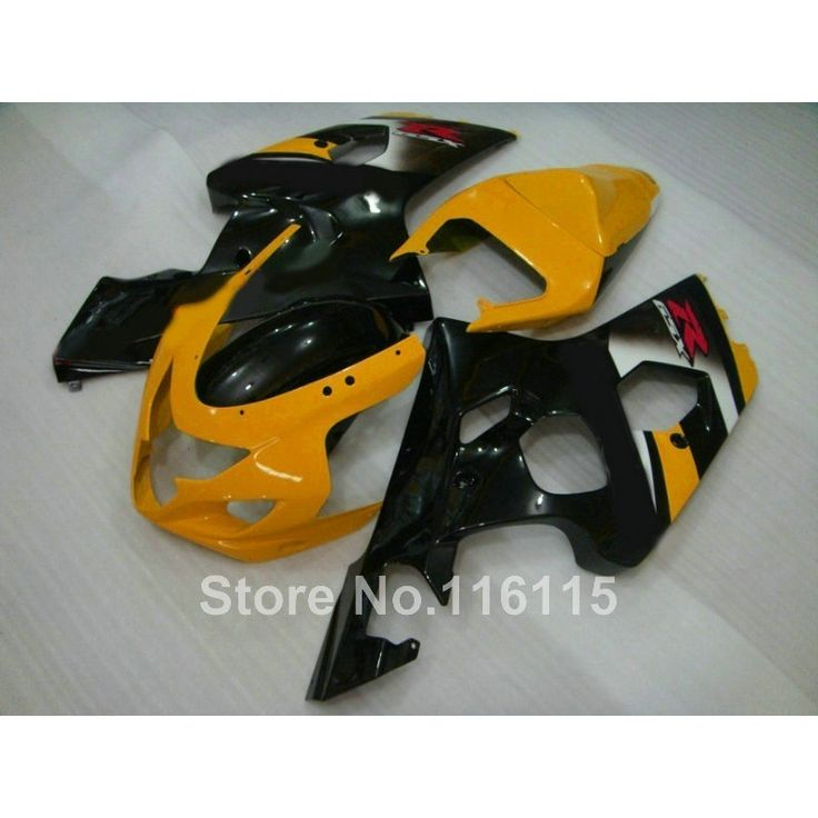 297.00$  Know more - http://aike2.worlditems.win/all/product.php?id=32604263019 - Hot sale bodywork set for SUZUKI GSXR 600/750 K4 2004 2005 orange black fairings GSXR600 GSXR750 04 05 fairing kit WF66