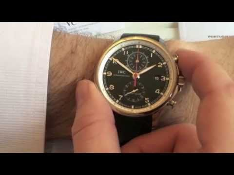 IWC Portugieser Yacht Club Chronograph - The Watch Geek. Currently for sale online for £6,850