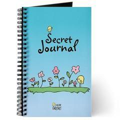 Birdie Says - Secret Journal