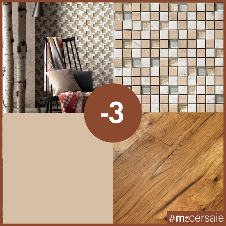M+ Cersaie2016 - Pad 36 Stand A31 Scandinavian Allure   #dialoghi #nordicdesign #mosaicopiu #shapeyourstyle #mosaic #wood