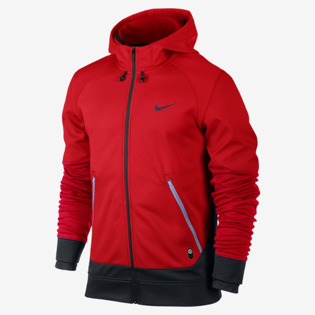 9e63af4e9156 Nike Outdoor Tech Hero Full-Zip Men s Basketball Hoodie