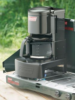 camping coffee maker