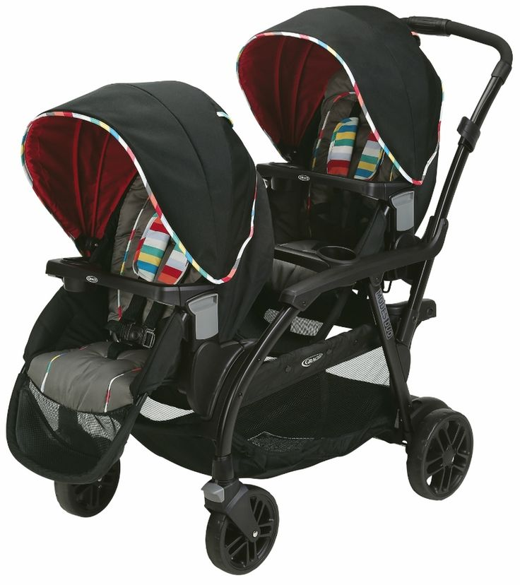 Graco Modes Duo Stroller Play Double strollers, Baby