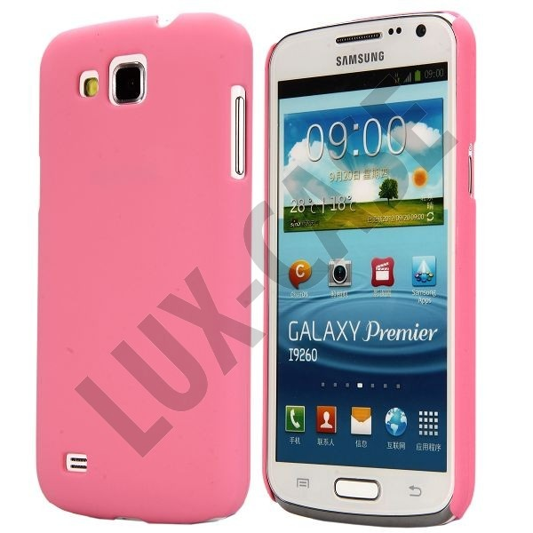 Lys Pink Samsung Galaxy Premier Cover