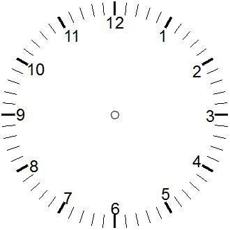 1000+ ideas about Blank Clock on Pinterest | Telling time ...