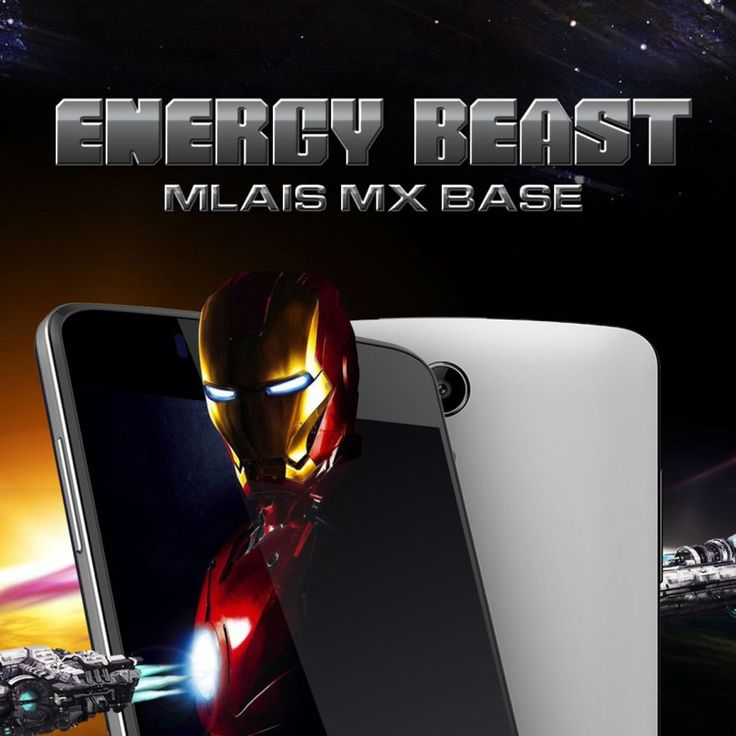 Mlais MX BASE Android 5.1 4G Phone w/ 2GB RAM, 16GB ROM - Blue - Free Shipping - DealExtreme