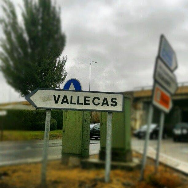 Distrito de Puente de Vallecas en Madrid, Madrid
