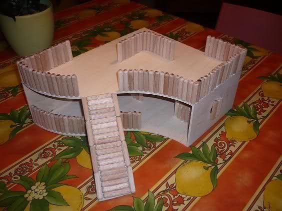 die besten 25 hamster spielzeug ideen auf pinterest. Black Bedroom Furniture Sets. Home Design Ideas