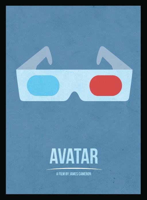 Avatar Minimal poster