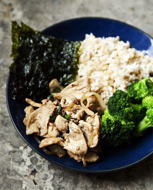 Korean BBQ Chicken Bulgogi | Recipe | To be, Easy recipes and The ...