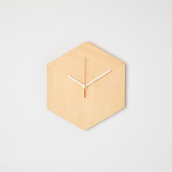 Phil Procter Axis Clock.
