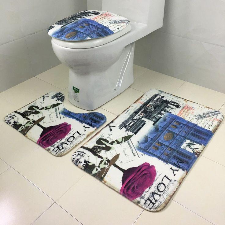 27+ So pflegen Sie einen Vintage-Teppich im Bad Luxus-Badteppiche Badteppich …