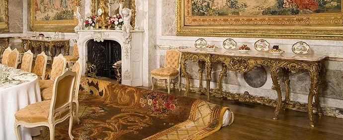 Waddesdon Manor Tea Room