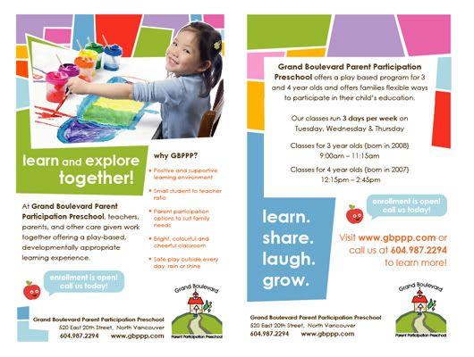 9 best little me images on Pinterest Preschool, Activities and Board - sample preschool brochure