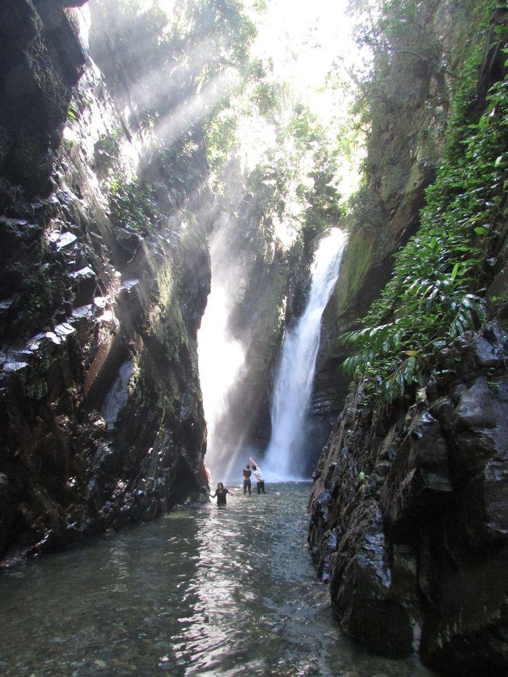 Cachoeira das Andorinhas - PETAR - SP