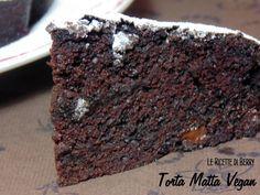Torta Matta al Cioccolato Senza Uova, Latte e Lievito