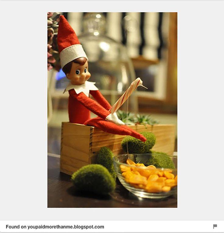 Mamans - Lutins de Noël: 25 idées de tours trouvées sur Pinterest