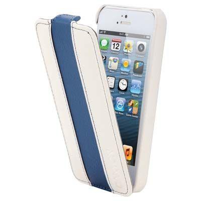 CNA-I5L01 WB https://anamo.eu/el/p/UpUfaE9DtudazsH CANYON CNA-I5L01 WB, Χειροποίητη θήκη από δερματίνη για iPhone 5/5S. - Προστασία από γρατζουνιές και ζημιές - Προσαρμοσμένη για τα κουμπιά και τις θύρες του iPhone 5/5S - Μαλακή εσω...