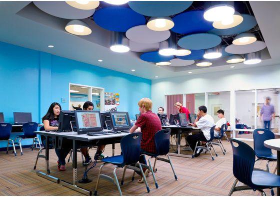 High-Impact, Low-Cost Design at Vistamar School - CITIES - Gensler Blog
