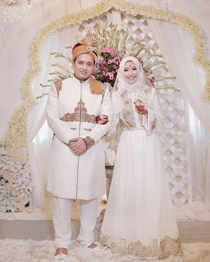 Wedding Gown Surabaya: 2052 Best Images About Muslim Wedding Dress Ideas On