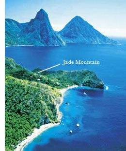 Review of the Jade Mountain Resort: Amazing St. Lucia Views | Spot Cool Stuff: Travel