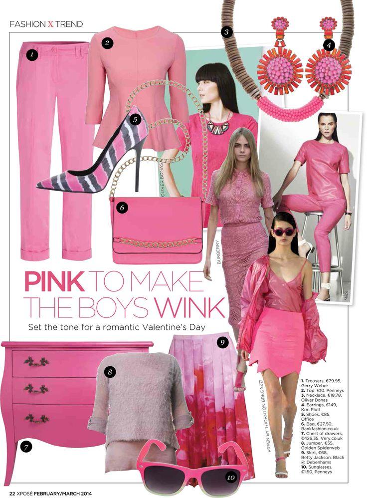 Xpose Magazine February Konplott Jewelelry Doris Daisy Collection http://konplott.com/shop/specials/dorisdaisy