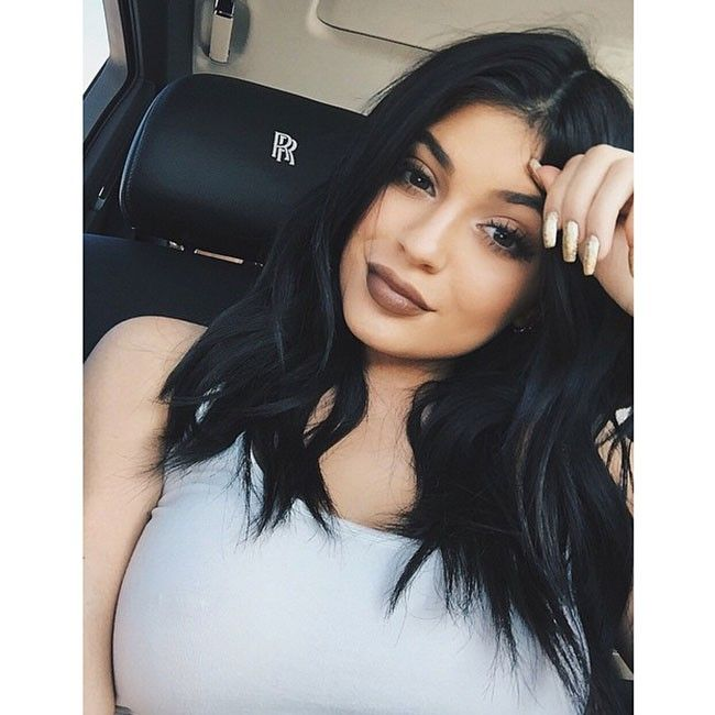 Kylie Jenner has definitely made her mark via Instagram (and, as of late, on Snapchat) with her signature pouty-lipped selfies. The clear takeaway here? Always be sure your makeup is on point, remember to show off your best accessories (your nails, of course!), and don't shy away from showing some skin.