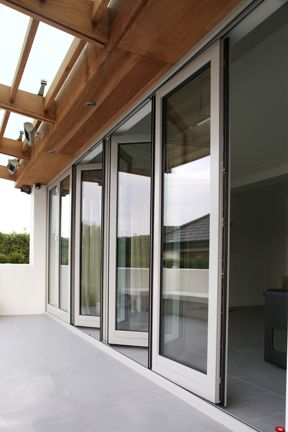 Extension with our Bi-Fold Door - Munster Joinery - The professionals you can trust - Ireland's leading high performance energy saving window and door manufacturer