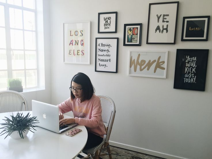 Wall Art Ideas For Your Workspace Babe Cave