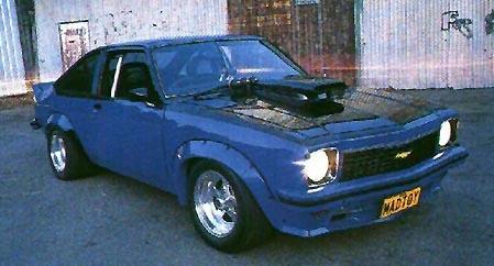 Aussie, the early GTR-XU1 Torana