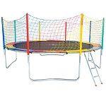 Cama Elástica 3,05 Mts Kit de Proteção Henri Trampolim em oferta na Tricae http://produtoskids.blogspot.com.br/2017/07/cama-elastica-305-mts-kit-de-protecao.html