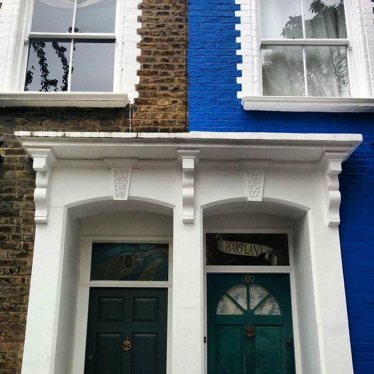 Hartland and 105 #StokeNewington #London #architecture