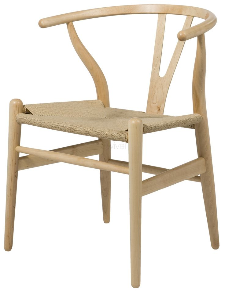 Buy The High Quality Hans J Wegner Style Wishbone Chair For The Best Online  Price With FREE UK Delivery. Swivel UK Supply The Highest Quality  Reproduction ...