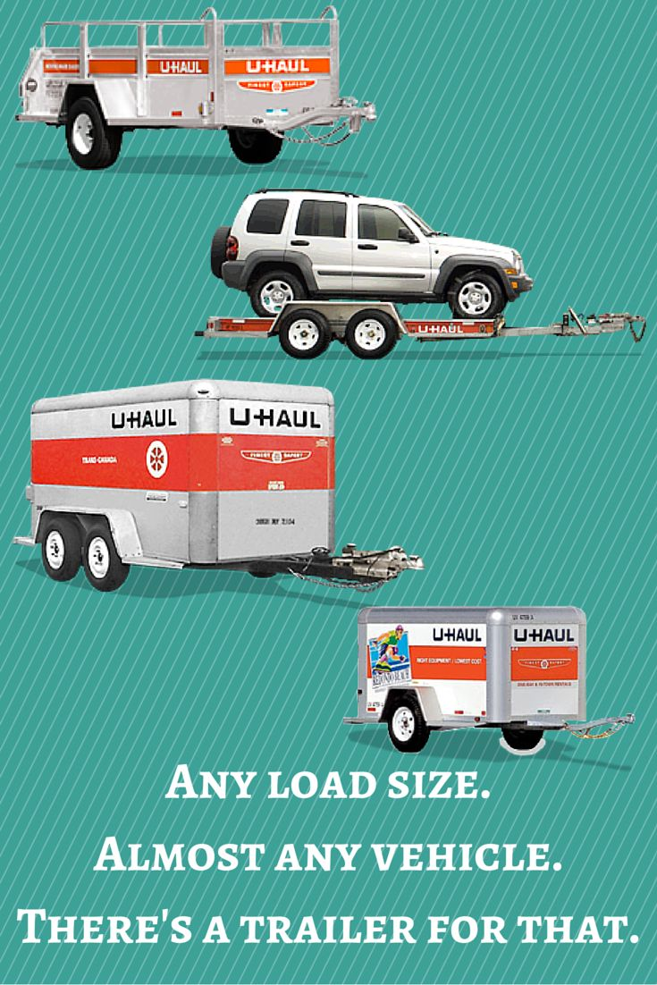38 best u haul images on pinterest pendants trailers and truck