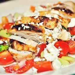 Greek Goddess Salad - Biggest Loser Recipe