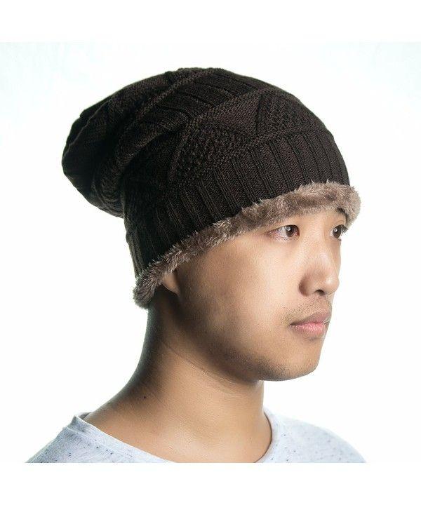 Men Women Mermaid Skull Hat Beanie Cap Winter Knit Hat Cap