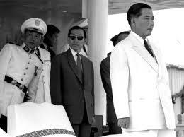 First President of Vietnam during war with Vietnam   Ngo Dinh Diem.