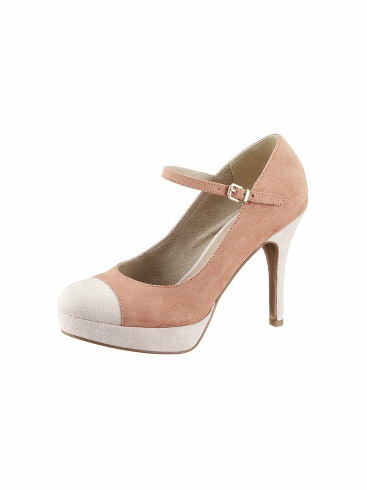 Chaussures Tamaris roses Casual femme MjsUpBRQwA