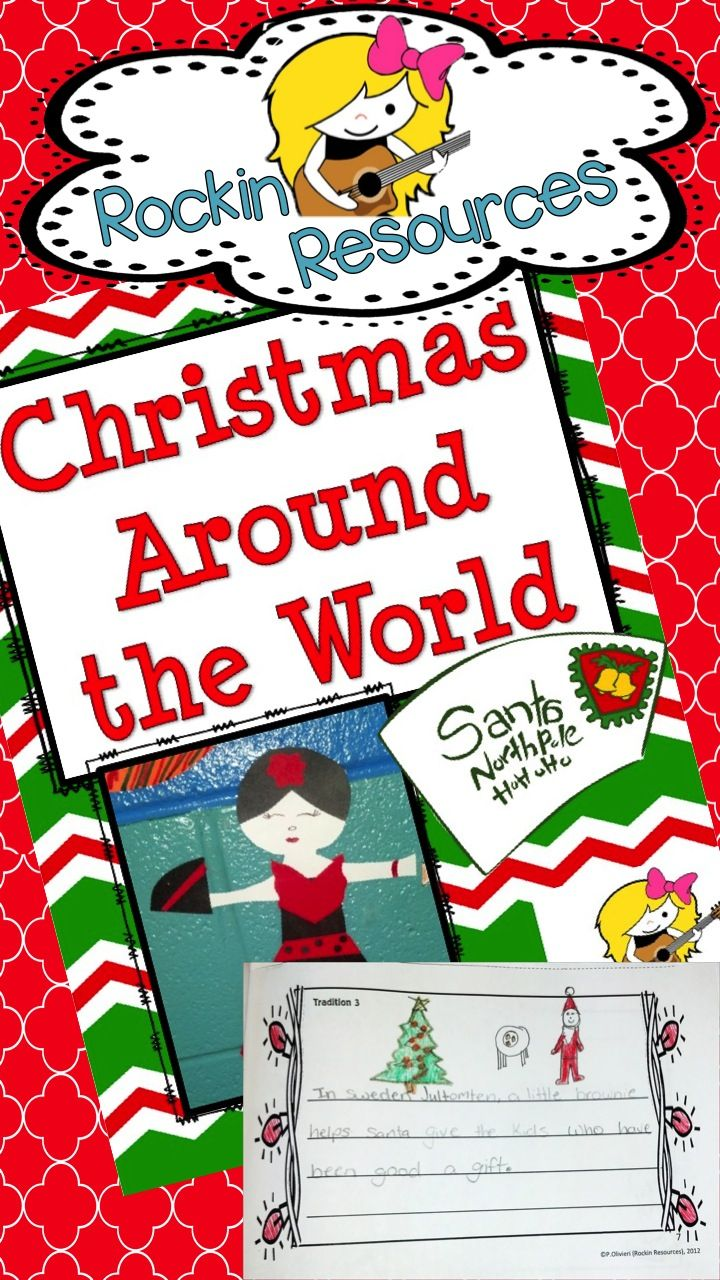 188 best Christmas Around the World images on Pinterest | Around ...