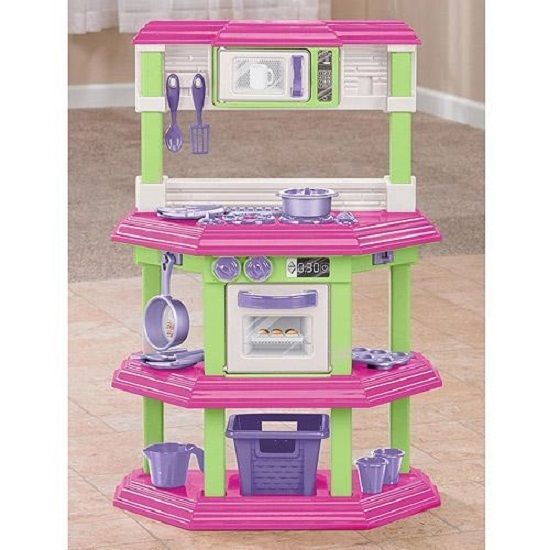 Pinterest Kitchen Set: 17 Best Ideas About Pink Play Kitchen On Pinterest