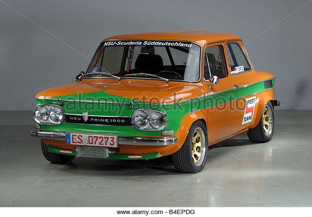 NSU Prinz TT 1967-1971