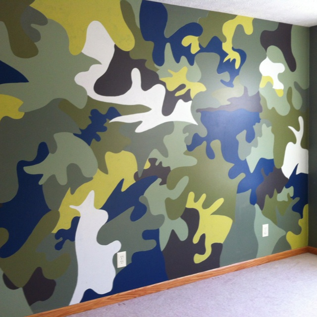Best 25+ Camouflage room ideas on Pinterest | Army room ...