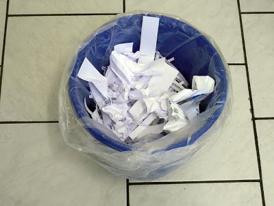 Cara pembuatan kertas daur ulang serta cara menggunakan kertas dengan bijak untuk keadaan bumi di masa depan