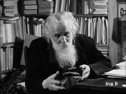 ▶ Gaston Bachelard parmi nous, ou l'héritage invisible - YouTube