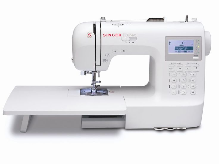 Singer STYLIST 9100 sewing machine $799 FREE FREE FREE Delivery Australia only  The Singer STYLIST 9100 exceeds all of your creative sewing needs.Features including programmable needle up/down for quilting and appliqueing, drop feed for free motion sewing, 4 memory module and stitch editing capabilities including mirror imaging and stitch elongation functions make sewing fun and easy. www.facebook.com/DarvanaleeDesignsFabrics