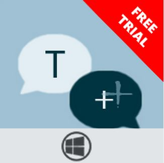 Translator++ uses both Bing & Google translators and also detects the language of any text!