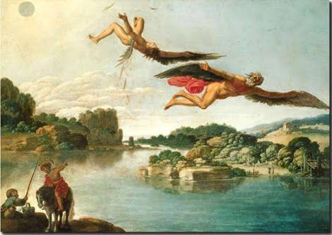 Μύθος του Ίκαρου και του Δαίδαλου