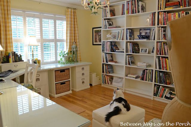 Designing and Creating a Home Office, The Journey