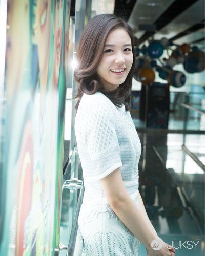 韓國美女主播沒想到是音癡... 但還是好可愛.